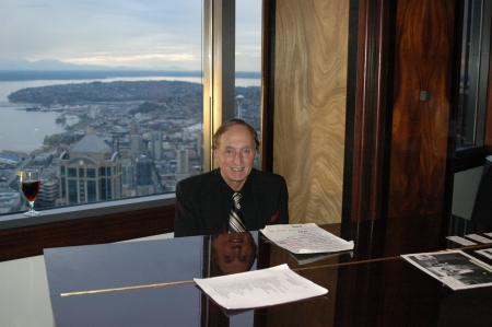 HANK CURCI PLAYING A PIANO CONCERT IN SEATTLE