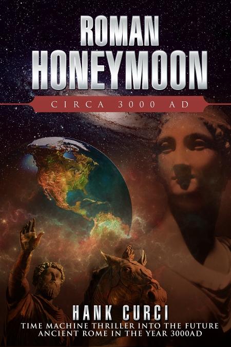Roman Honeymoon new cover