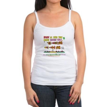 Jr Spegetti shirt