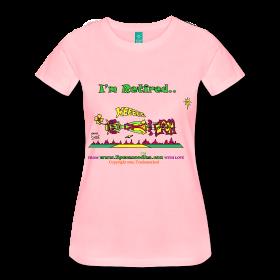 Ladies Pink Shirt.